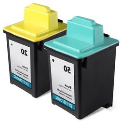 Printronic Remanufactured Ink Cartridge Replacement for Lexm