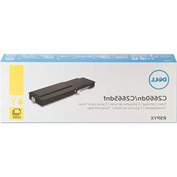 Dell R9PYX Yellow 1200 Page Yield Toner Cartridge for C2665d