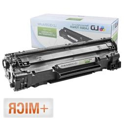 Remanufactured Replacement Laser Toner Cartridge for CE285A