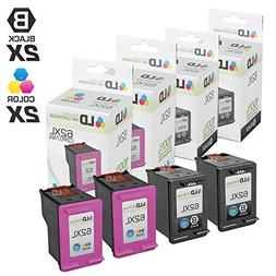 Remanufactured Replacements for HP 62XL 4PK Ink Cartridges:2