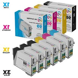 Remanufactured Replacements for Epson T098T099 Set of 6 HY I