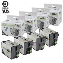 Remanufactured Replacements for Epson T252XL120 4PK HY Black