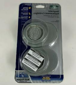 MSA Safety Works 817667 Replacement Cartridges for Multi-Pur