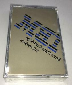 SEALED 8MM IBM DATA CARTRIDGE 112 METERS  BLANK MEDIA JAPAN