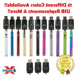 slim twist 510 thread 320mah adjustable pen