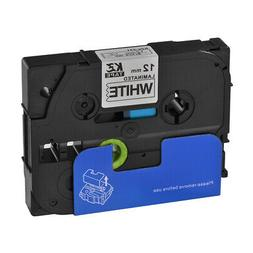 TZe231 Label Tape Cartridge Compatible with Brother P-Touch