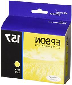 Epson UltraChrome K3 T157420 Ink Cartridge - Yellow