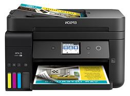 Epson WorkForce ET-4750 EcoTank Wireless Color All-in-One Su